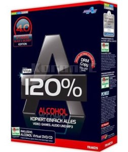 Alcohol 120% 2.1.0.30316 Crack