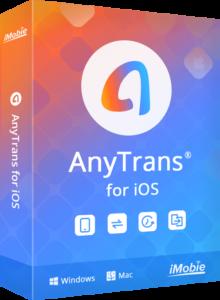 AnyTrans 8.8.1 Crack
