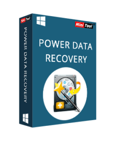 MiniTool Power Data Recovery 9.1.1 Crack + Serial Key Free Download