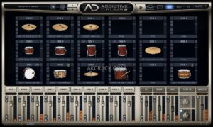 Addictive Drums 2.2.0 Crack