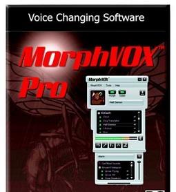 MorphVOX Pro 4.5 Crack