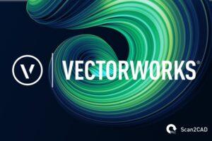 VectorWorks 2021 Crack + Keygen (2D/3D) Full Version